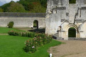 La Chartreuse du Liget, Eglise et Cloître,